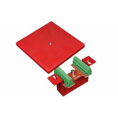 Alarmtech 62904.03R Larmbox 8 polpar, för brandinstallationer