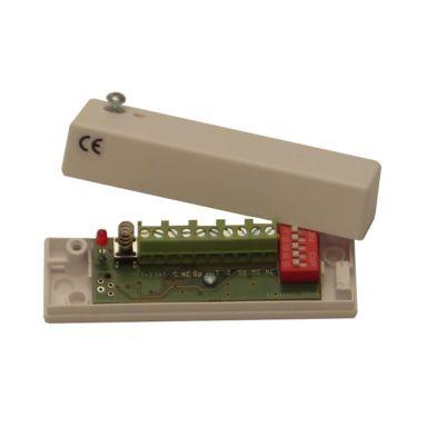 Alarmtech CD 550 Chockdetektor 4 känslighetsnivåer, 2 m radie