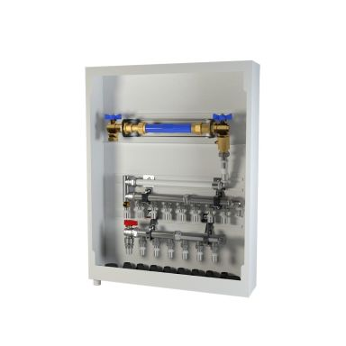 LK Systems 1882306 Vattenmätarskåp 550 x 550 mm