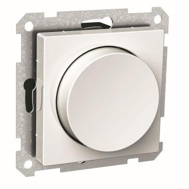 Schneider Electric Exxact Dimmer vri, tyristor, 1000 VA, hvit