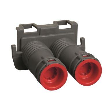 Schneider Electric IMT36230 Kaksoisnysä kahdella liitännällä