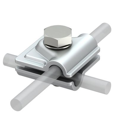 Obo Bettermann 5311519 Kopplingsklämma av aluminium