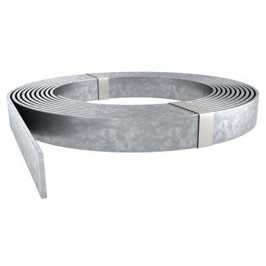Obo Bettermann 5019344 Stålband stål, förzinkad, 90 mm², 10 m
