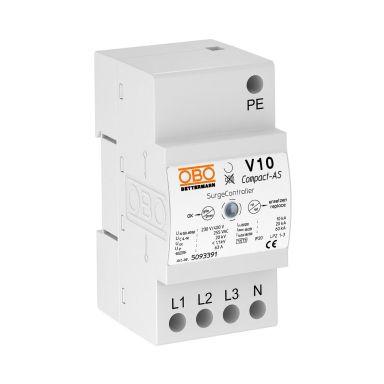 Obo Bettermann 5093391 Överspänningsskydd för TN- och TT-nätsystem