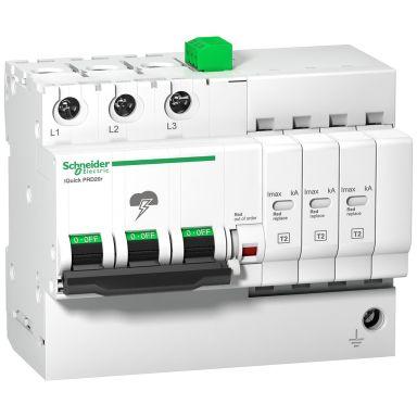 Schneider Electric A9L16296 Ylijännitesuoja Quick PRD 20R, tyyppi 2