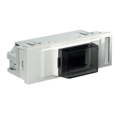 Schneider Electric INS68104 DIN-hölje 2 enheter