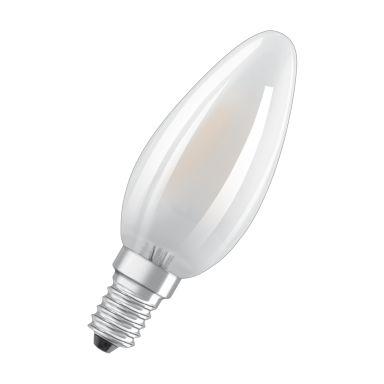 Osram Classic B Retrofit LED-lampa E14-sockel, matt, 4000 K