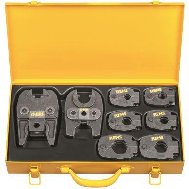 REMS 574516 R Förvaringslåda av stålplåt med fack