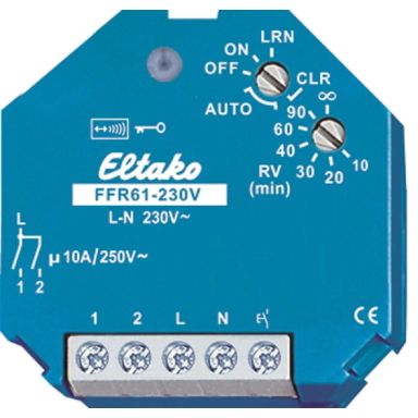 Eltako 30200450 Frånkopplare 230V AC, IP30