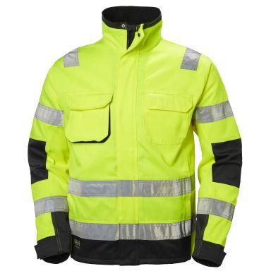 Helly Hansen Workwear Alna Jakke varsel, gul/svart