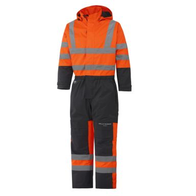 Helly Hansen Workwear Alta Haalarit huomioväri, oranssi/musta