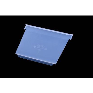 PPS 2073400 Avdeler vinklet, transparent