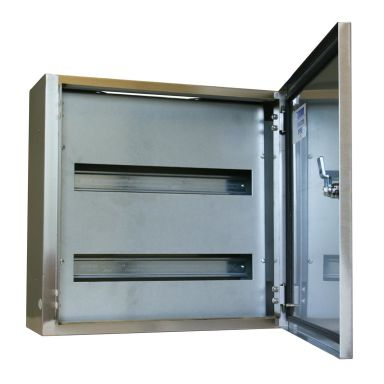 Eldon NRGA236 Normkapsling rostfri, IP55