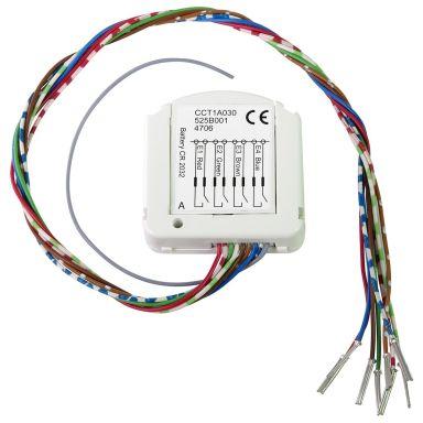 Elko EKO04706 Sändare för tryckknapp, 4 kanaler