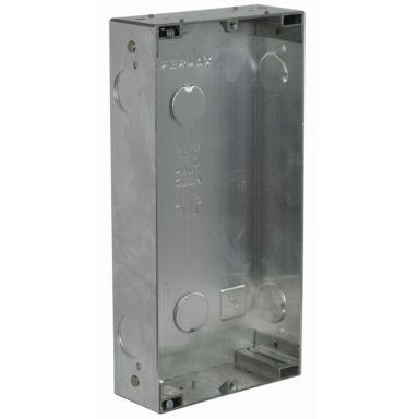 Axema 3-8852 Infällnadslåda aluminium, för Skyline portapparat