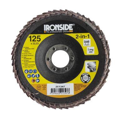 Ironside 201347 Lamellrondell vinklad