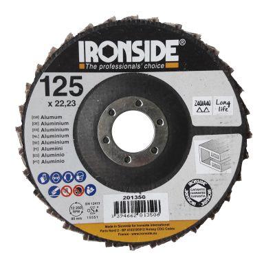 Ironside 201350 Lamellrondell aluminium
