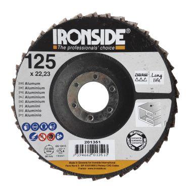 Ironside 201351 Lamellrondell aluminium