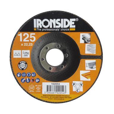 Ironside 102054 Lamellrondell för polering