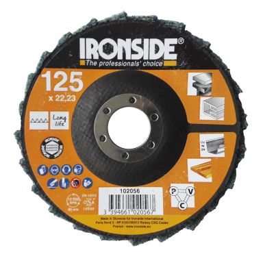 Ironside 102056 Lamellrondell för polering