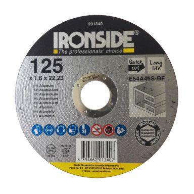 Ironside 201340 Kapskiva F41, E54A, aluminium