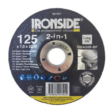 Ironside 201341 Navrondell F27, 2-in-1