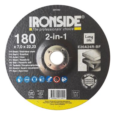 Ironside 201342 Navrondell F27, 2-in-1
