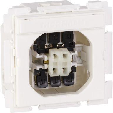 Schneider Electric 5980281 Strömställarsats 250 V, jalusi
