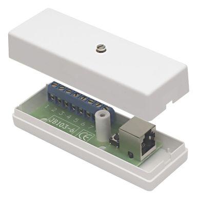 Alarmtech JB 103-6 Kopplingsdosa 8 skruvplintar