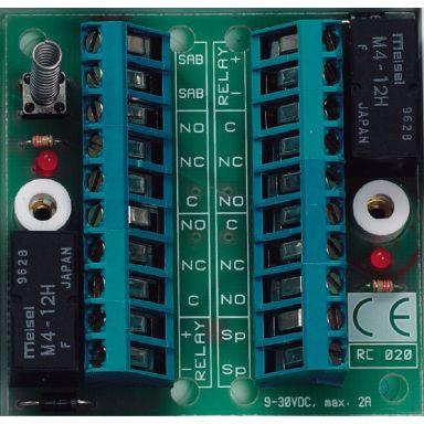 Alarmtech RC 020 Relekortti 9-30 V DC
