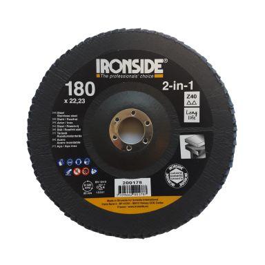 Ironside 200178 Lamellrondell 180 mm