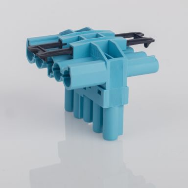 Gycom 128249 Förgreningsblock 5-polig, 47.8 mm, IP20