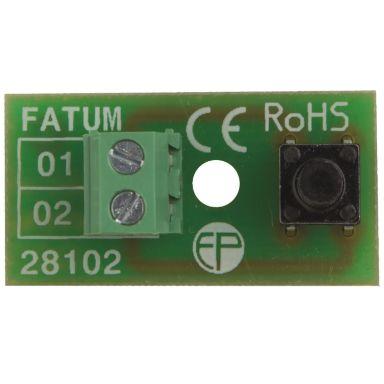 Alarmtech 5015209 Sabotageplint 76 x 27 x 58 mm, skruvmodell