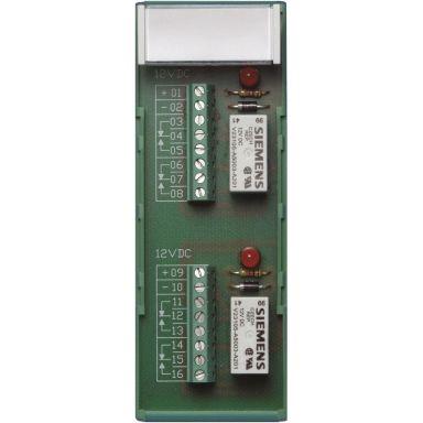 Alarmtech 5015486 Reläplint 12 V, 40 x 39 x 112 mm