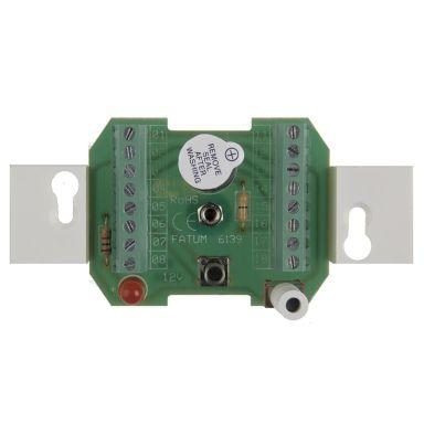 Alarmtech 6139.03 Återställningsbox för apparatdosa, med sabotagekontakt