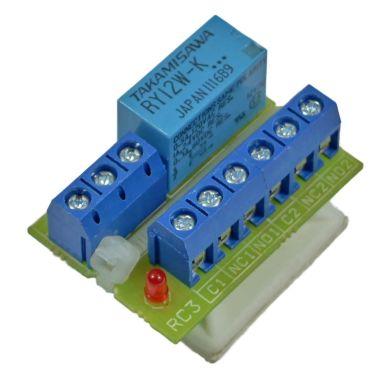 Alarmtech RC 3 Relekortti 2-napainen, vaihtava