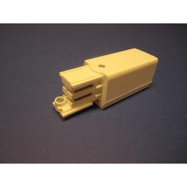 GLOBAL Trac XTS12-3 Anslutningsdon till 3-fas kontaktskena, ände