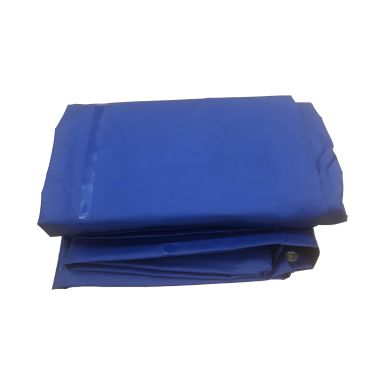 Z PVC Proffs Presenning blå, 6x4 m