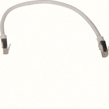 Hager TN714 Patchkabel skärmad, RJ45, S/FTP