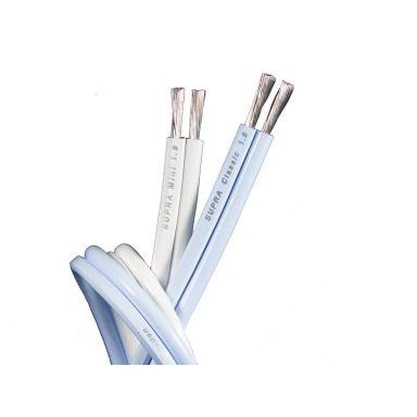 SUPRA 1000000537 Högtalarkabel isolering av jonstabil PVC