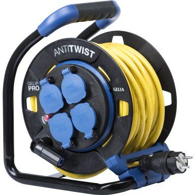 Gelia 4005461541 Kabelvinda PUR-kabel, 3G1.5, IP44