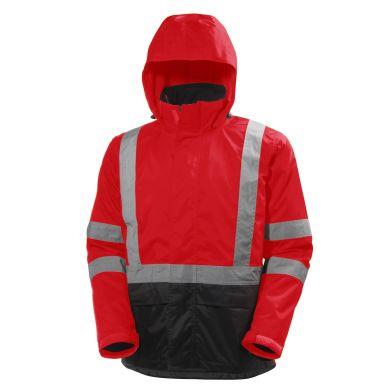 Helly Hansen Workwear Alta Softshelljacka varsel, röd/svart