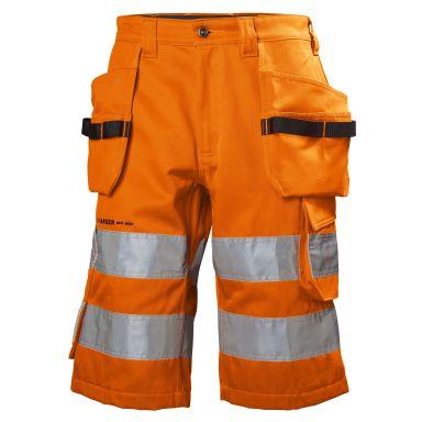H/H Workwear Alna Arbetsshorts varsel, orange