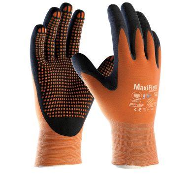 ATG MaxiFlex ENDURANCE 42-848 Monteringshanske med dots