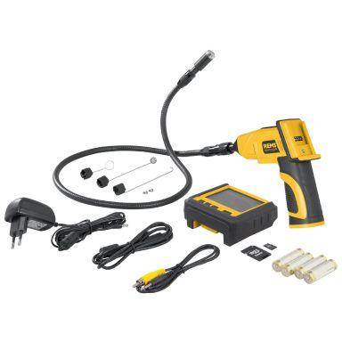 REMS CamScope S Set Endoskop med radioteknik, 16-1