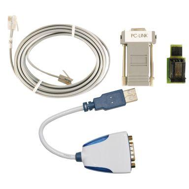 DSC 80006449 Fjärrservicekabel med USB för anslutning till PC