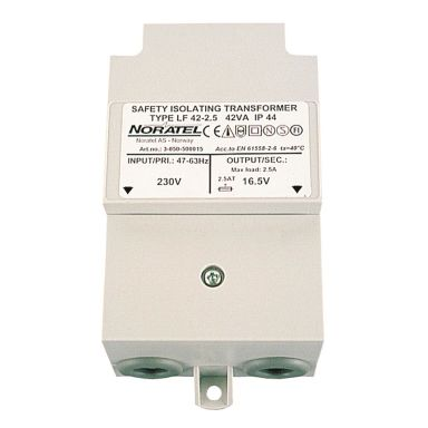 Noratel 100160 Transformator för DSC-centraler