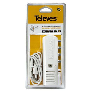 Televes 552220 Inomhusförstärkare 20 dB
