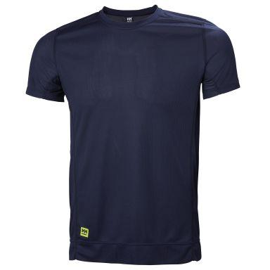 Helly Hansen Workwear Lifa T-skjorte marineblå