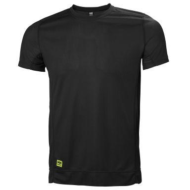 Helly Hansen Workwear Lifa T-skjorte svart